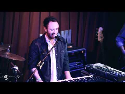 Local Natives performing &quot;Heavy Feet&quot; Live on KCRW