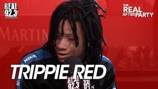 Trippie Redd Talks Past Issues w/ Lil Uzi Vert, XXXTentacion & Shedding The Soundcloud Rapper Label