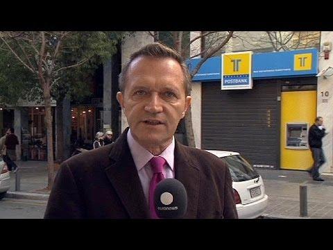 Il sistema bancario ellenico nella bufera. La