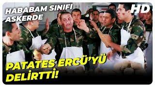 Hababam Patates Soyuyor | Hababam Sınıfı Askerde Türk Komedi Filmi | Şafak Sezer