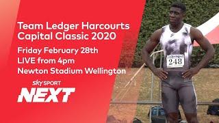Team Ledger Harcourts Capital Classic 2020 Athletics Sky Sport Next