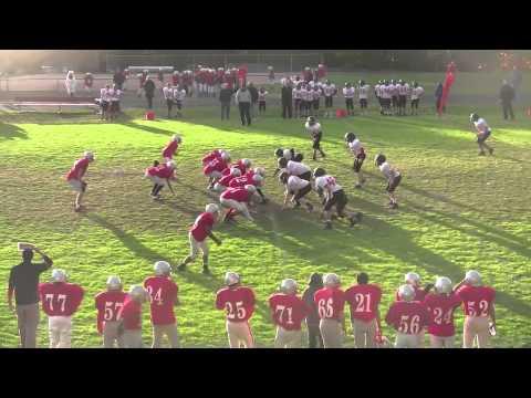 Rye Middle School vs Sleepy Hollow 2013