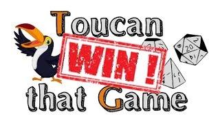 Toucan Win that Game Sep 2016 Winners