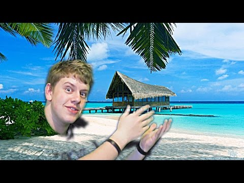 IM IN THE BAHAMAS!