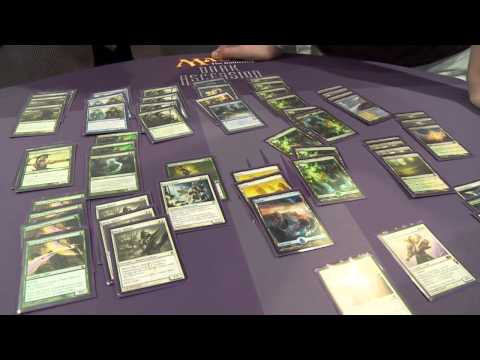 Pro Tour Dark Ascension Deck Tech: Birthing Pod with Gaudenis Vidugiris
