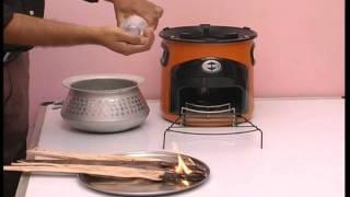 Envirofit Improved Bio Mass Cook Stove Hindi Training Video