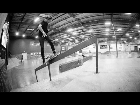 Matt Bennett - Bennett Grinds On Lock