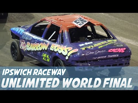 Ipswich Unlimited World Final 2014