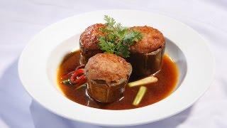 Món Ngon Mỗi Ngày - Cà Tím Nhồi Thịt Kho