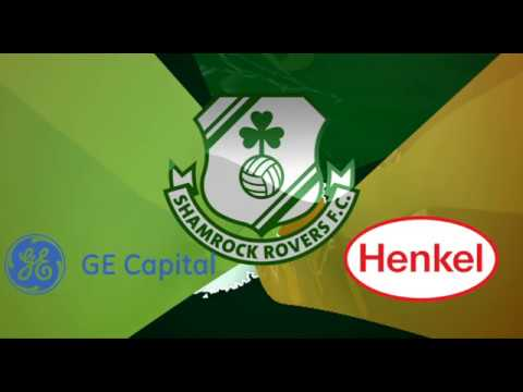 Shamrock Rovers Corporate Challenge:  Ge Capital vs Henkel 16:11:17