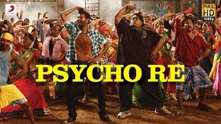 Psycho Re - ABCD - Any Body Can Dance Official Full Song Video
