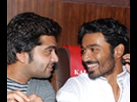 Director oscillating between Dhanush & Simbhu