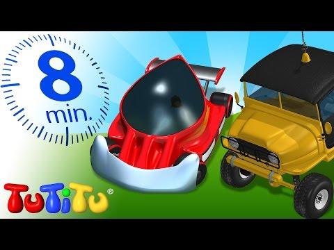 TuTiTu (ТуТиТу) специальная | Транспортные средства