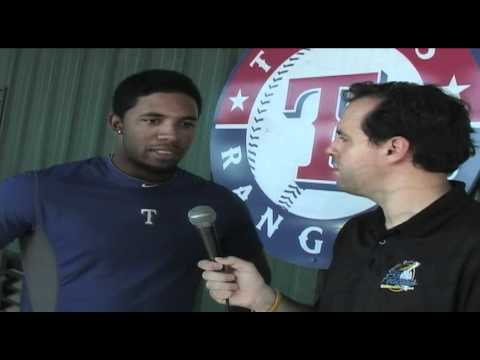 Pelicans TV - Elvis Andrus Interview