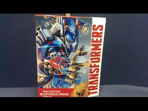 Transformers: AGE OF EXTINCTION - First Edition OPTIMUS PRIME