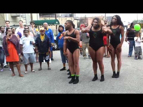 Mobile, Al Gay Pride Jsette Battle 2012: Part 1 video