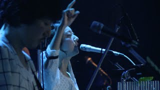 "moumoon - 新譜「moumoon FULLMOON LIVE TOUR 2015 ~It's Our Time~」から""Fight Back""のライブ映像を公開 thmMusic info Clip"
