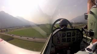 Pilatus PC-7 Fun over Swiss Alps