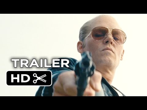 Black Mass Official Trailer #1 2015 Johnny Depp Benedict Cumberbatch Crime Drama HD
