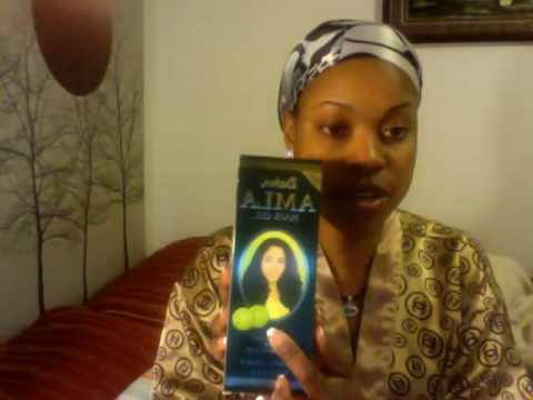 Alma hair oil