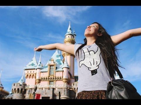 Um dia na Disney California, Venice Beach e Santa Monica  | Bruna Vieira