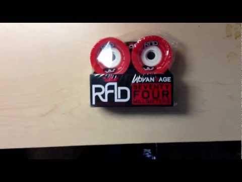 RAD Advantage unboxing and review
