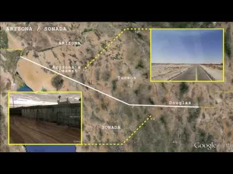 U.S. - Mexico Border: A Conflict With No Way Out? [igeoVision]