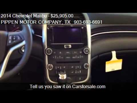 2014 Chevrolet Malibu LT for sale in Carthage, TX 75633 at P