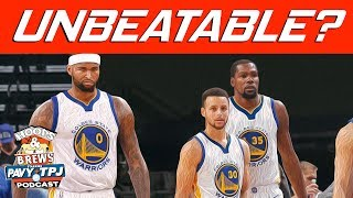 Can The Warriors Be Beaten Next Season (feat The Schmo) |  Hoops N Brews