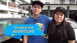 A Family RACE CAR?? | VW Stories: Alif & Fatin