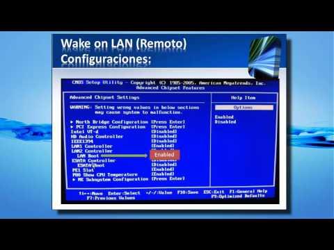 WoL. UT1. Encender remotamente un ordenador. Introducción.