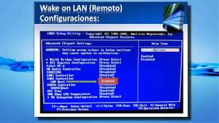 WoL. UT1. Encender lejanamente un ordenador. Introducción.