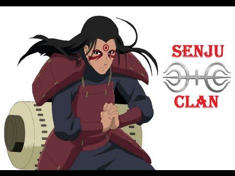 Senju Clan (All Members)