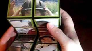 Photo Magic Cube - Putting It Together