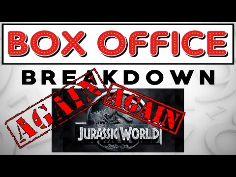 Box Office Breakdown for June 26th - 28th
