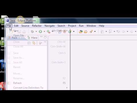 Java Programming Tutorial - 3 - Downloading Eclipse