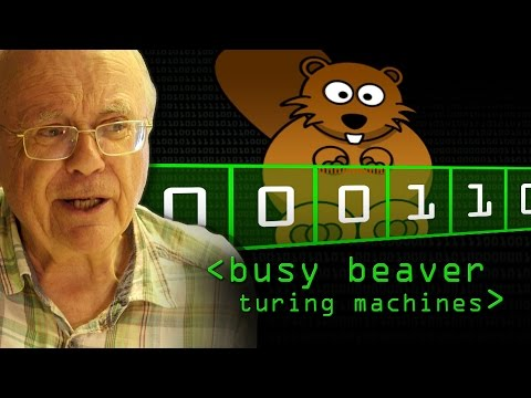 Busy Beaver Turing Machines - Computerphile