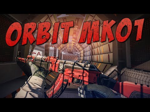 CS:GO - AK-47 | Orbit Mk01 Gameplay