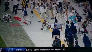 LA Rams Injury