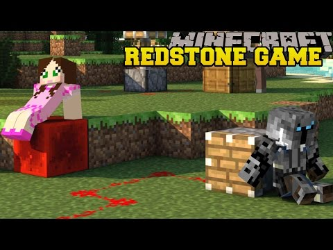 Minecraft: CRAZY REDSTONE WATER GAME!! - CURSE OF THE PUMPKIN PRINCE - Custom Map [3]