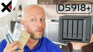 Synology DiskStation DS918+ RAM Upgrade 8, 12, 16 GB | iDomiX