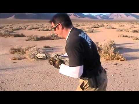 LW-15 Polymer AR-15 receiver -- Torture Test #3 -- General Strength