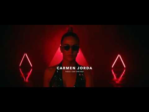 The Racing Beauty – Carmen Jorda
