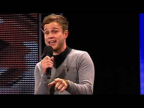 The X Factor 2009 - Olly Murs - Auditions 4 (itv xfactor) video