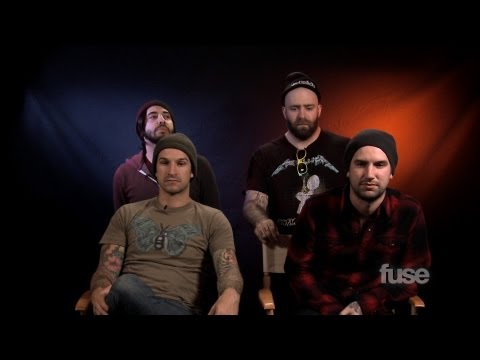 Every Time I Die on Ex Lives, Underwater Bimbos, Warped Tour, and more