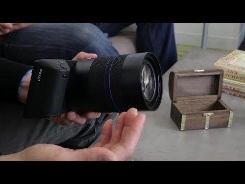 Lytro Illum Camera   Hands On
