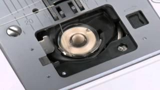 SINGER® TALENT™ 3323 Sewing Machine Top Drop-In Bobbin