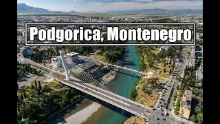 Podgorica Montenegro Travel VLOG / My Trip to Montenegro