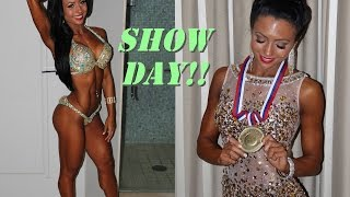 ROAD TO VEGAS 2015 | SHOW DAY | Vlog 13