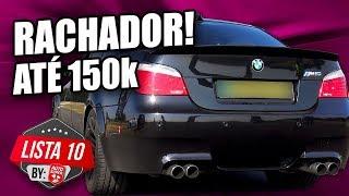 10 CARROS DE RACHADORES (Até 150k) | (by inscritos)